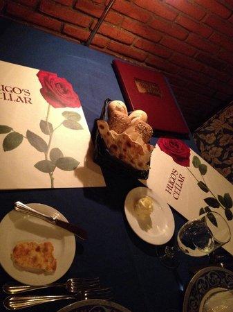 Hugo's Cellar: Old fashioned charm