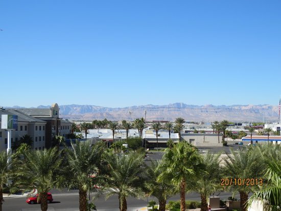 Staybridge Suites Las Vegas : View from the room