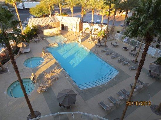 Staybridge Suites Las Vegas: The swimming pool