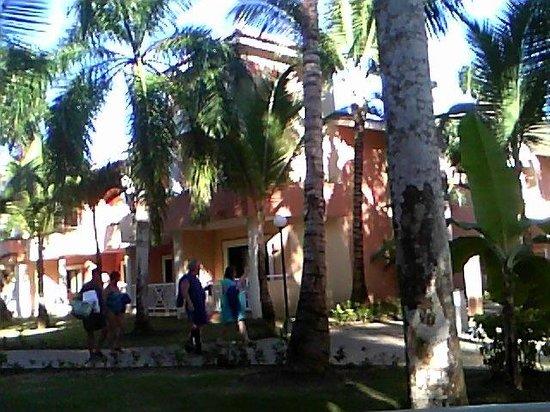 Grand Bahia Principe Punta Cana: Across the lane from our room