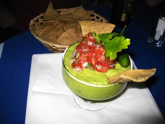 Los Tabernacos Sports Bar and Lounge: guacamole