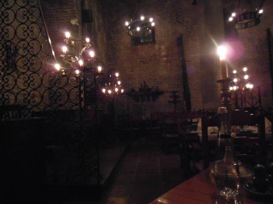 Sarnic Restaurant: Dining Room