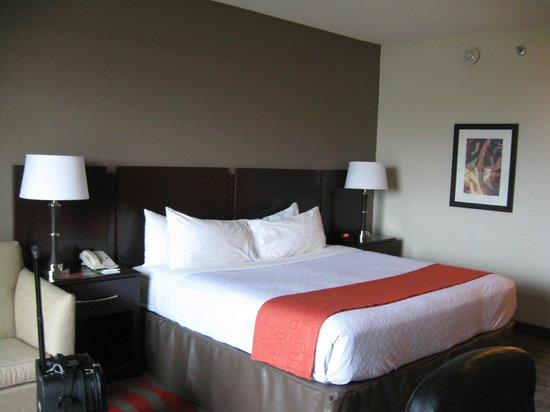 Holiday Inn Austin Midtown : room holiday inn midtown