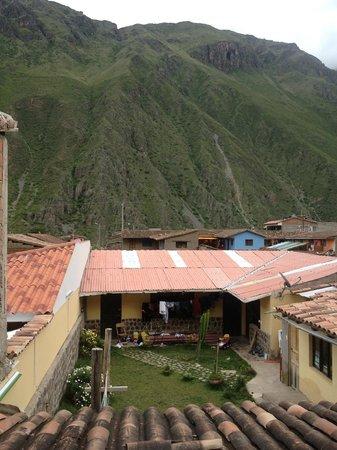 Janaxpacha Hostel: View from room