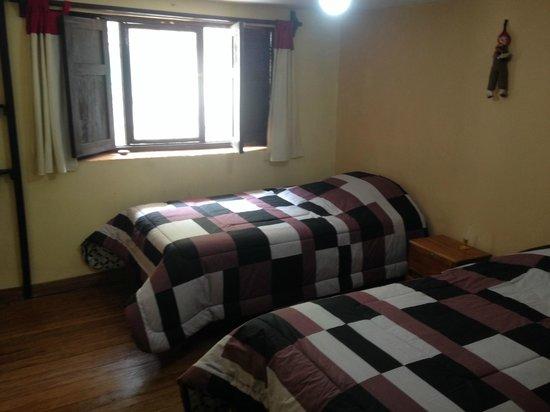 Janaxpacha Hostel: Double