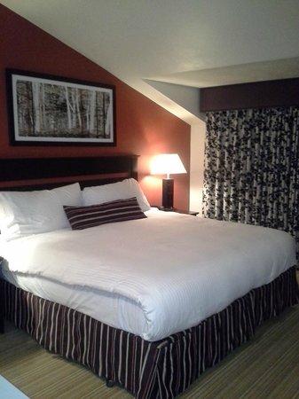 Hotel Aspen: King bed