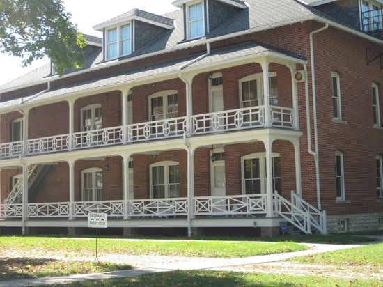 Old Wood County Infirmary - Picture of Wood County
