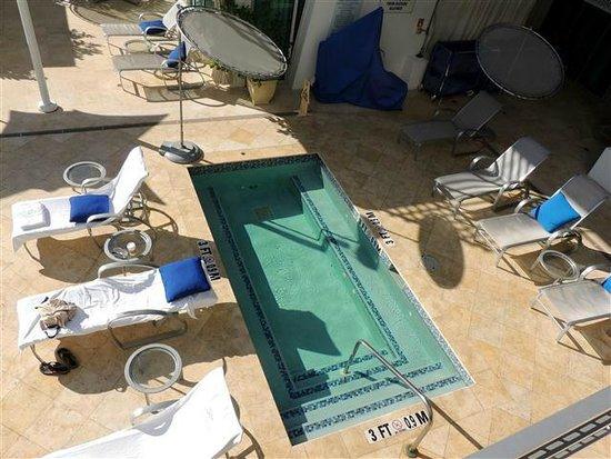 Z Ocean Hotel South Beach : Zon a pileta