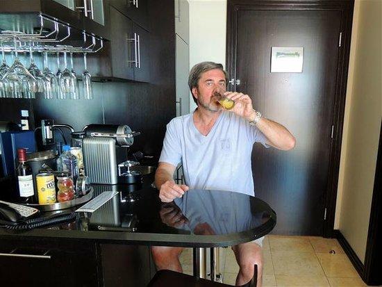 Z Ocean Hotel South Beach: Con bar