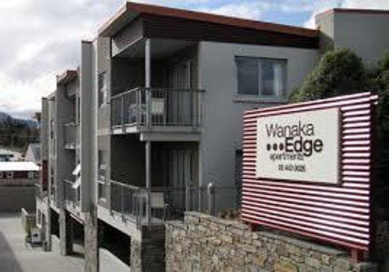 Wanaka Edge Apartments : Edge apartments
