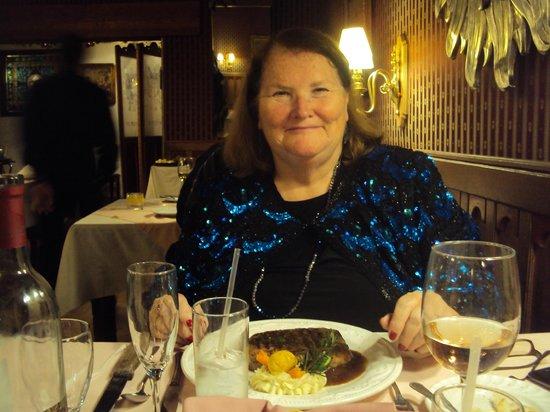 El Rey Sol Restaurant: Yummy Dinner