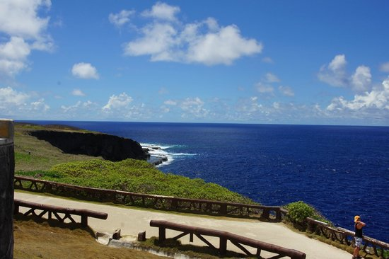 Saipan, Suicide Cliff - サイパ...