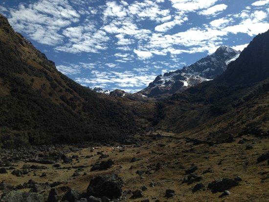 Peru Adventures Paradise Private Day Tours : PAP ADVENTURES LARES TREK TO MACHUPICCHU