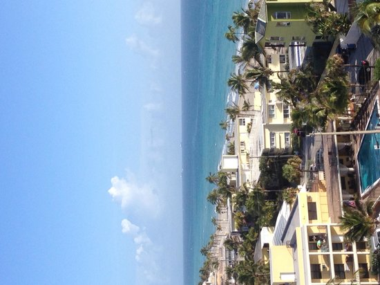 Hollywood Beach Marriott : View from 925