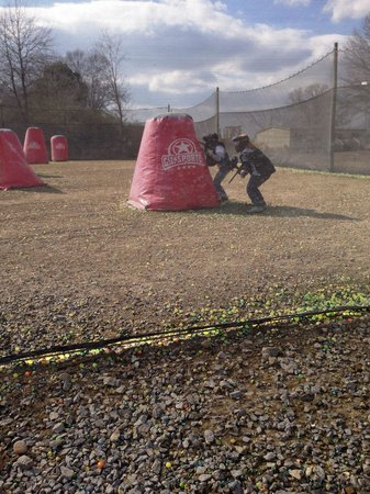 Central Alabama Paintball Park