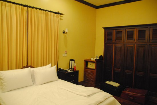 Kanitha Boutique Villa: Bedroom