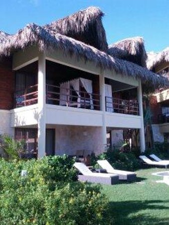 Zoetry Agua Punta Cana : New side of resort
