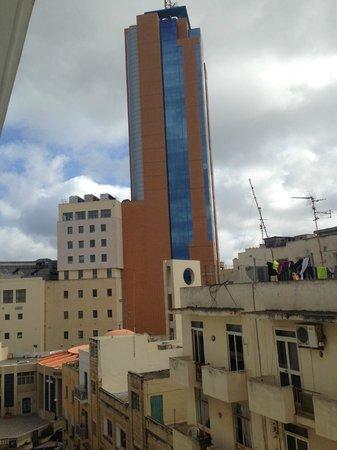 Hotel Valentina: balcony