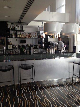 Hotel Valentina: lobby bar