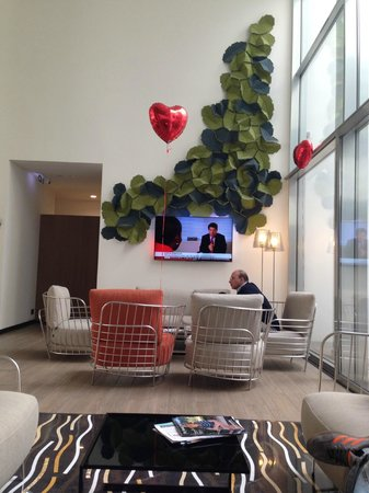 Hotel Valentina : lobby