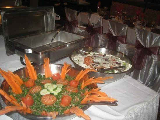 Franklin Cafe and Grill : wedding party