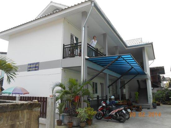 Grandma Kaew House: outside of gusethouse