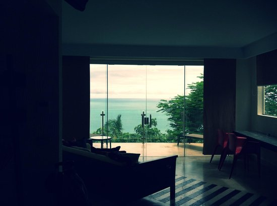 La Mariposa Hotel : View from our suite