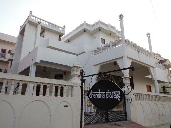 Chandra Niwas Homestay: Beautiful Chandra Niwas :)