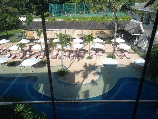 The Breezes Bali Resort & Spa: Breakfast place