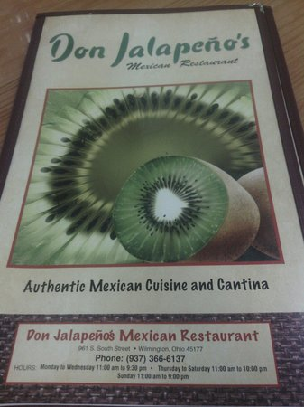 Don Jalapeno's : Mexican restaurant open 7 days a week!