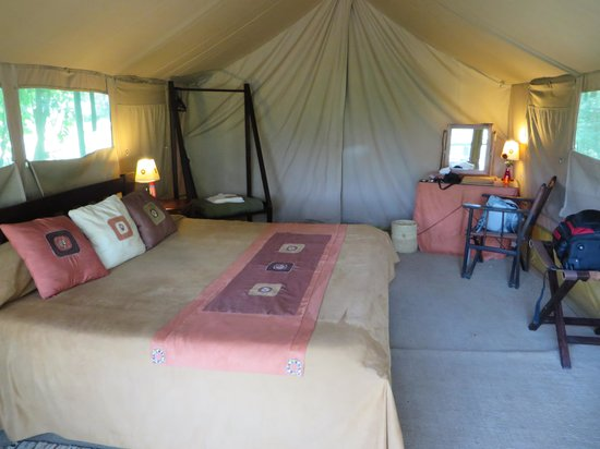 Governor's Camp: Tent 22