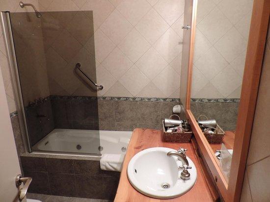 Ona Apart Hotel & Spa : Amplio, luminoso, completo