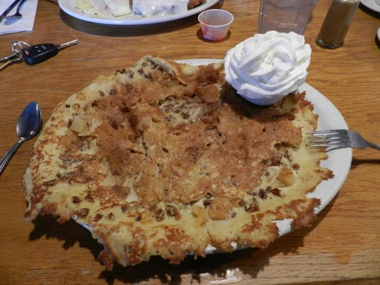 Dutch Mothers Family Restaurant: dutch pancake