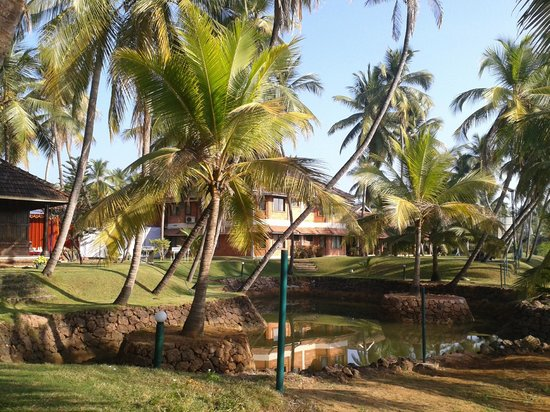 Nileshwar India  city photo : River view Picture of Nalanda Resorts, Nileshwar TripAdvisor