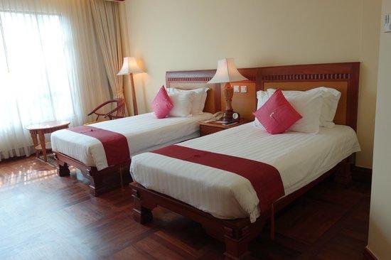 Sokha Angkor Resort: room