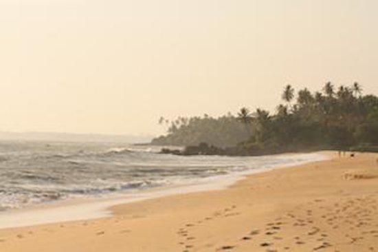 Satin Sand Beach Resort: beautiful beach