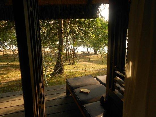 Mango Bay Resort: quick dip or not..