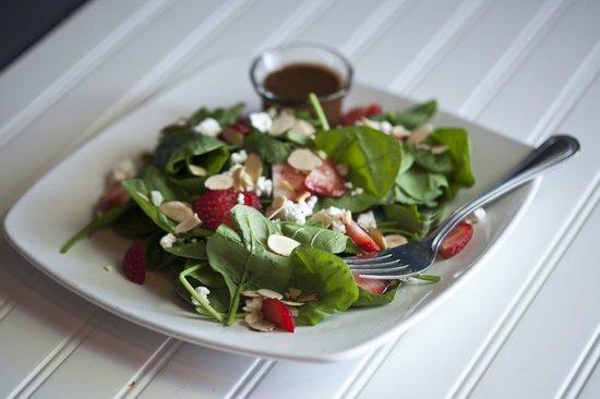 Crush: Strawberry Spinach Salad