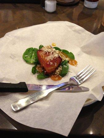Grub Burger Bar: Maple bacon and eggs (w/o egg)