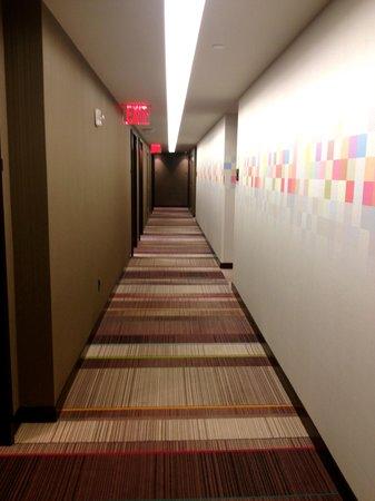 Hyatt Centric Times Square New York: Corridor
