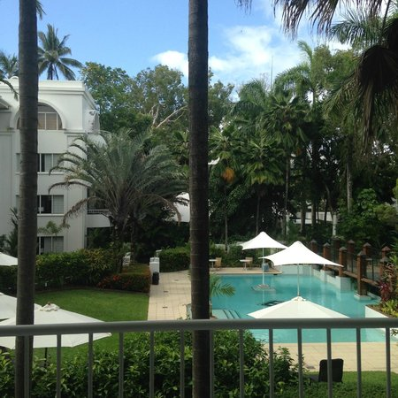 Alamanda Palm Cove by Lancemore: View from 1 bedroom suite