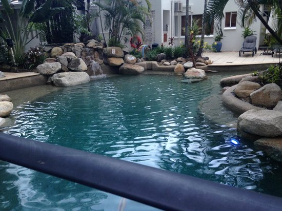 Alamanda Palm Cove by Lancemore: One of the pools which also has a spa