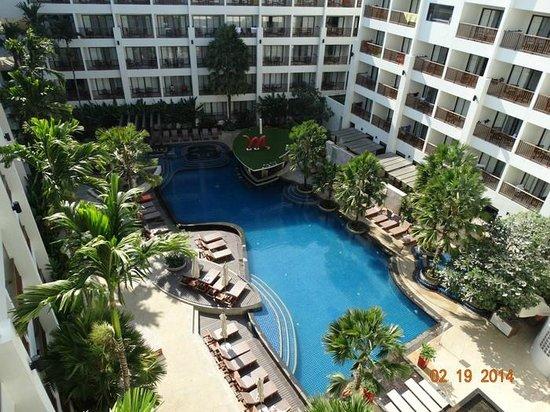 Deevana Plaza Phuket Patong: Mercure Deevana Phuket