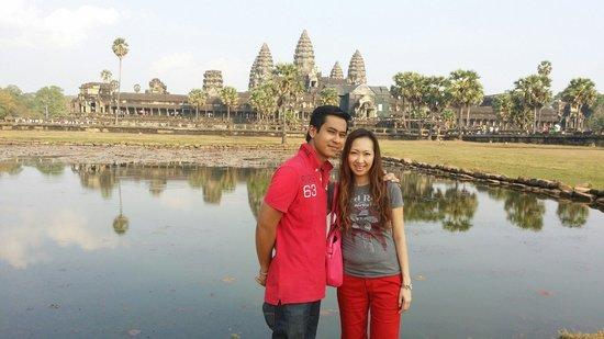 La Tradition D'Angkor Boutique Resort: Angkor Wat