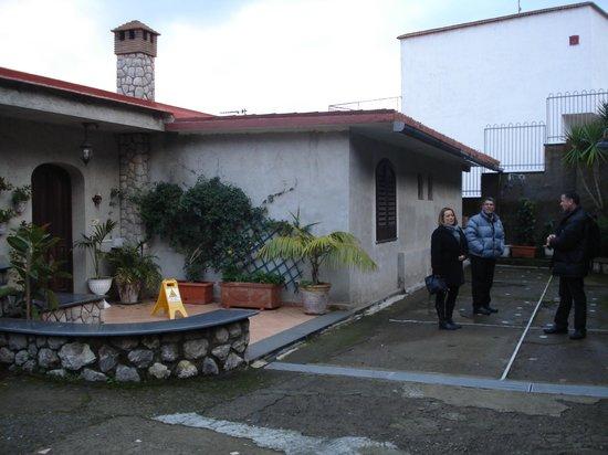 Villa Monica B&B: Home away from home