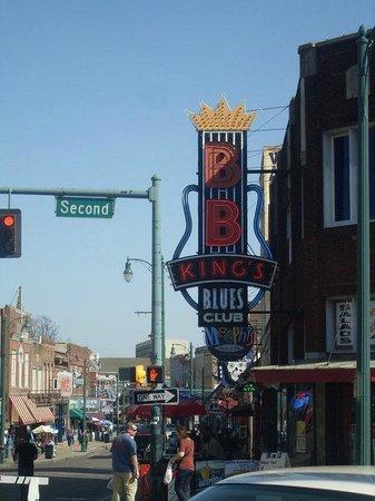 Beale Street: Beale