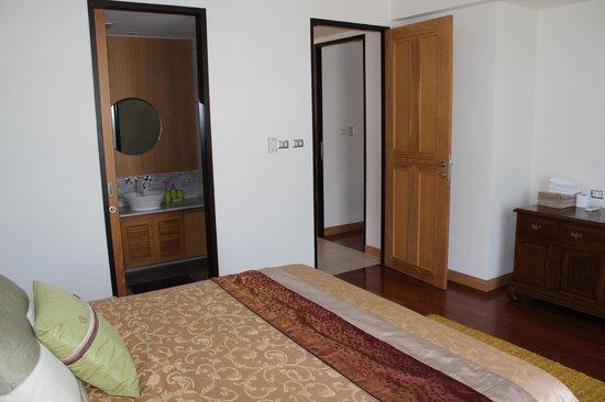 Blue Lagoon Resort Hua Hin: 2nd bedroom