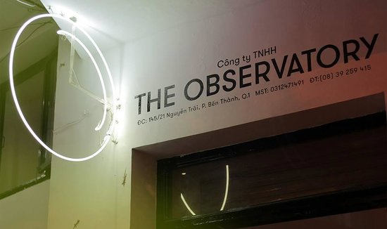 ‪The Observatory‬