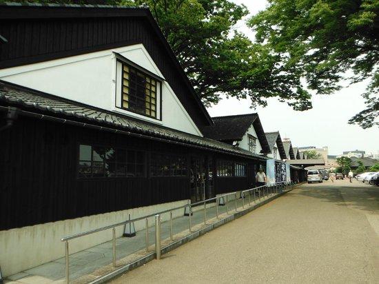 Sankyo Soko Storehouse: 山居倉庫