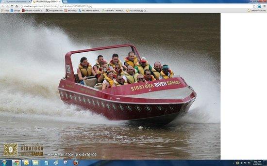 Sigatoka River Safari: Sigatoka River Cruise